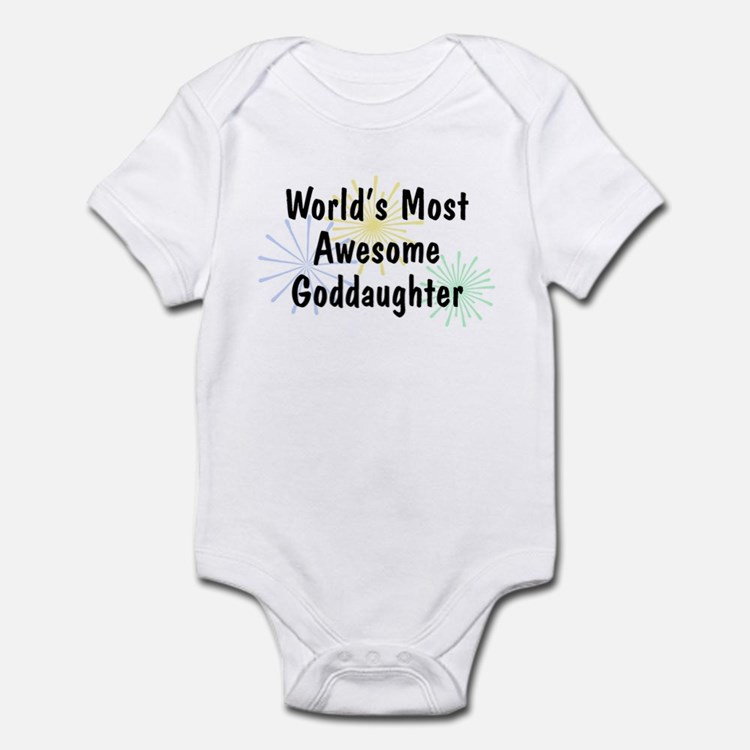 MA Goddaughter Infant Bodysuit