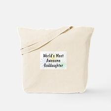 MA Goddaughter Tote Bag