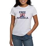 Free America Women's T-Shirt