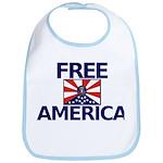 Free America Bib