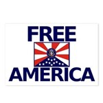 Free America Postcards (Package of 8)