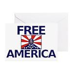 Free America Greeting Cards (Pk of 10)