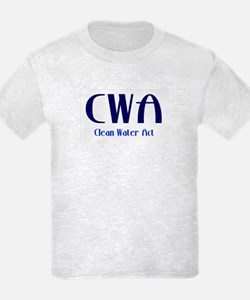 Clean Water Act T-Shirt