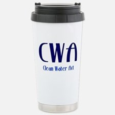 Clean Water Act Thermos Mug