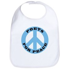 Poets For Peace Bib