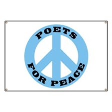 Poets For Peace Banner