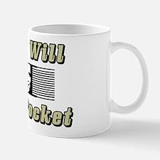 """""""Obama Will Pick..."""" Mug"""