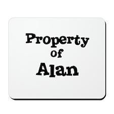 Property of Al Mousepad