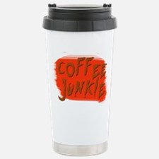 Coffee Junkie Travel Mug