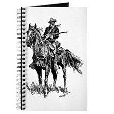 Old Bill Cavalry Mascot Journal