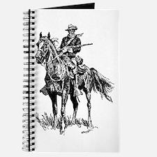 Old Bill Cavalry Mascot Journal
