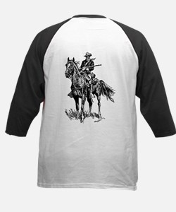 Old Bill Cavalry Mascot Tee