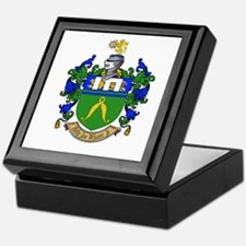Billy Wyatt Jr. COA Keepsake Box