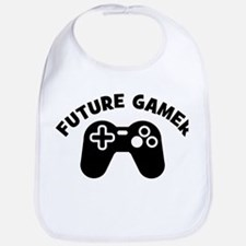 FUTURE GAMER BABY BIB