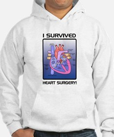 I Survived Heart Surgery! 2 Hoodie