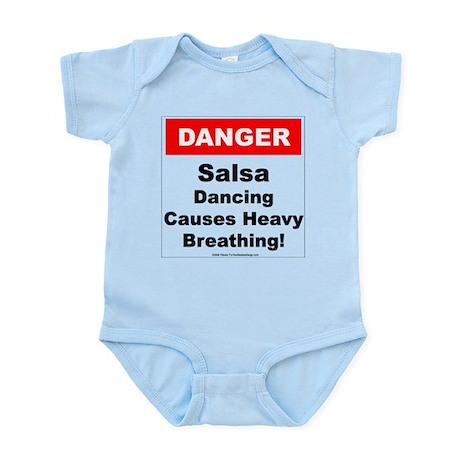 Danger Salsa Infant Bodysuit