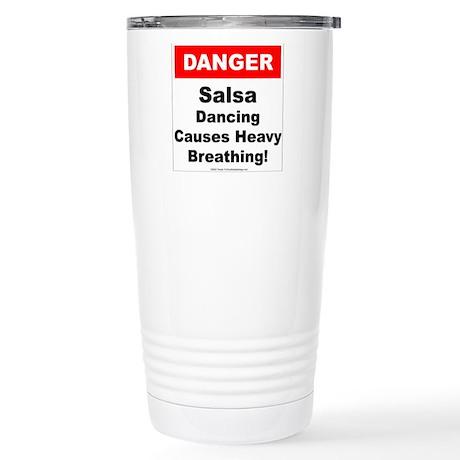 Danger Salsa Stainless Steel Travel Mug