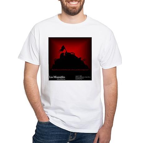 Barricade Silhouette Shirt (white)