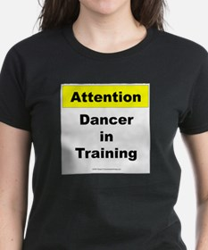 Dancer In Training Tee
