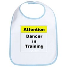 Dancer In Training Bib