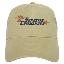 Supreme Commander Baseball Cap