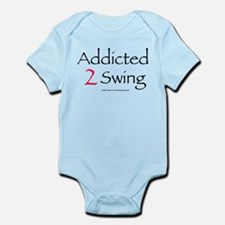 Addicted To Swing Infant Bodysuit
