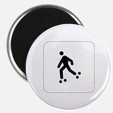 Skating Icon Magnet