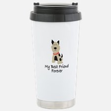 Puppy Dog Travel Mug