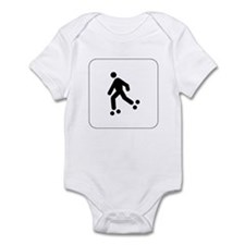 Skating Icon Infant Creeper