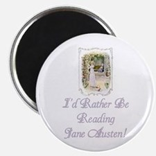 Rather be Reading J.A. Magnet