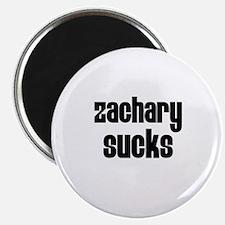 Zachary Sucks Magnet
