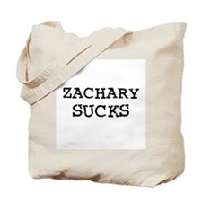 Zachary Sucks Tote Bag
