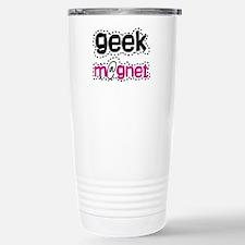 Geek Magnet Travel Mug