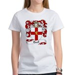 Duval Family Crest Women's T-Shirt