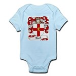 Duval Family Crest Infant Creeper