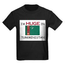 I'd HUGE In TURKMENISTAN T