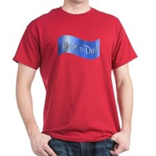 Bride's Dad (flag) T-Shirt