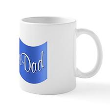 Bride's Dad (flag) Mug