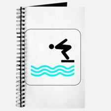 Diving Icon Journal