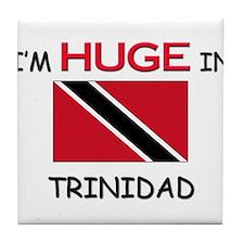 I'd HUGE In TRINIDAD Tile Coaster