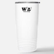 Wii Senior Bowler Travel Mug