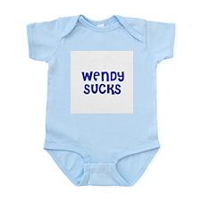 Wendy Sucks Infant Creeper