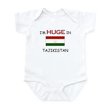 I'd HUGE In TAJIKISTAN Infant Bodysuit