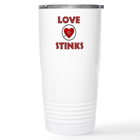 Valentines Stainless Steel Travel Mug