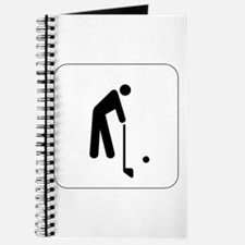 Golf Icon Journal