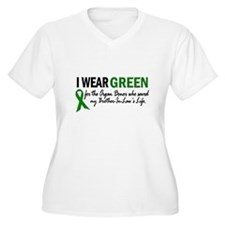 I Wear Green 2 (Brother-In-Law's Life) T-Shirt