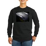 Porschescape Long Sleeve Dark T-Shirt