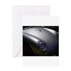 Porschescape Greeting Card