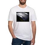 Porschescape Fitted T-Shirt