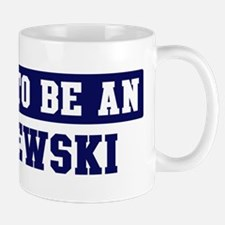 Proud to be Olszewski Mug